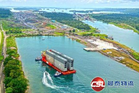 巴拿马运河新航道开放在即